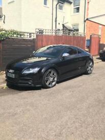 Audi TTS S Line Black Edition