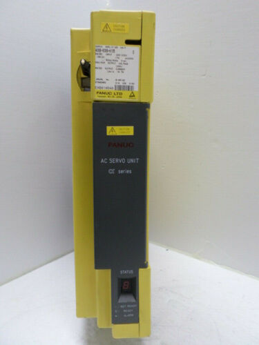 Fanuc Servo Amplifier Unit A06b-6089-h105 Fully Refurbished!!! Exchange Only