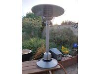Table top portable outdoor patio heater