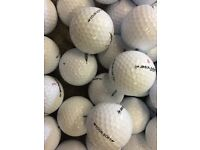 100 DUNLOP TOUR SOFT golf balls, mint condition