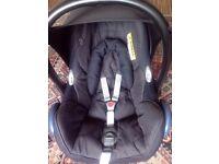 Maxi Cosi Cabriofix car seat stage 0