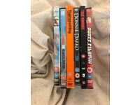 Cult Classic DVD Collection of 6 - Donnie Dario, Trainspotting, This Is England etc.