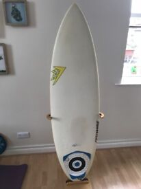 FireWire Dominator 6'0 surfboard
