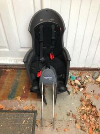 "Child's bike seat - Hamax ""smiley"""