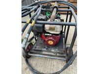 JCB hydraulic breaker pecker hammer pack