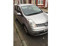 Nissan Note cheap!! Not ford vauxhall audi focus fiesta