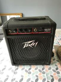 Peavey Micro Bass Guitar Amp