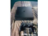Sony PS4 1tb hard drive +11 games plus subscription to sony network paid for year