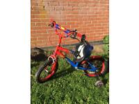 Superman bike