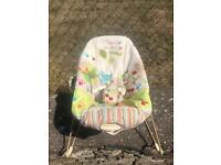 Fisher price calming vibrating baby seat