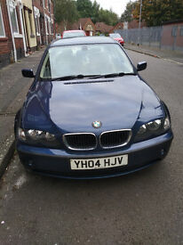 BMW 320D BLUE - AUTOMATIC