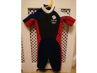 Child's wetsuit (age 9-10)
