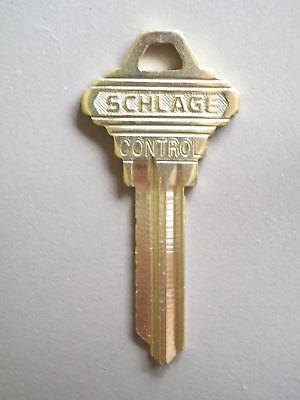 Schlage Primus Level 1 Control Key Blank- C Keyway