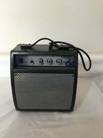 Pyle PPG-260A 80-Watt Portable Guitar Amplifier In Very Good Condition