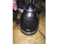 Black Delong I modern kettle