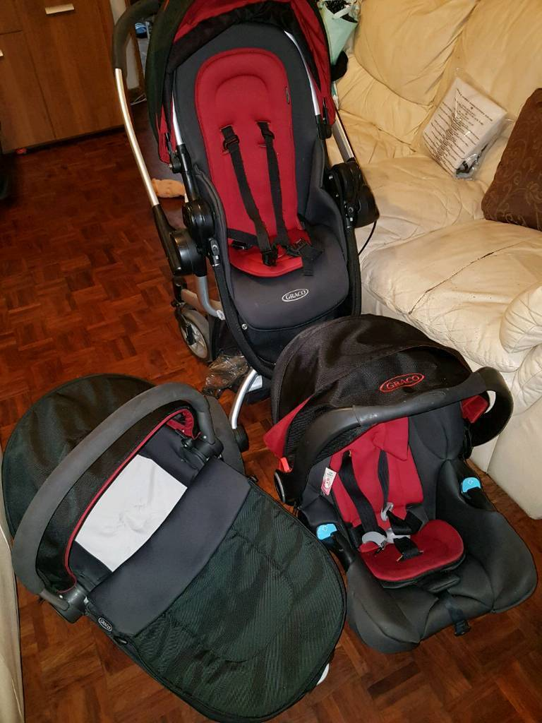 Graco 3in1 travel system