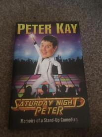 Peter Kay Autobiography