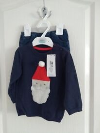 New M&S Christmas outfit