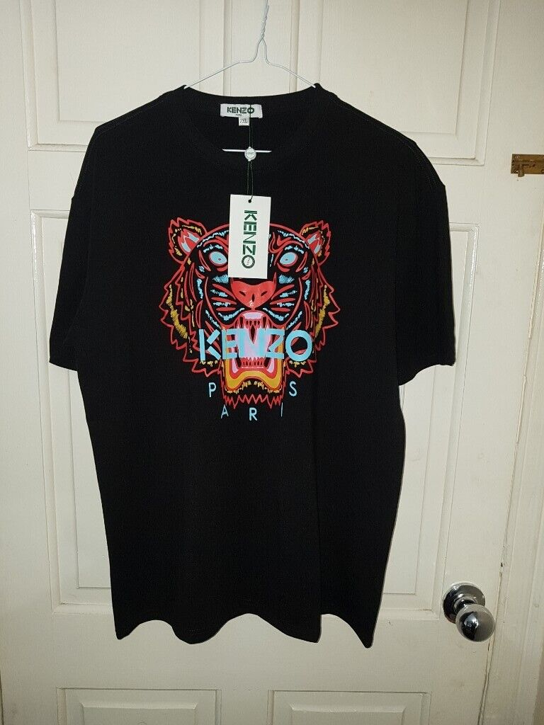 a03160e2186 KENZO PARIS T-shirt Size L / XL 2019 style new | in Whitefield ...