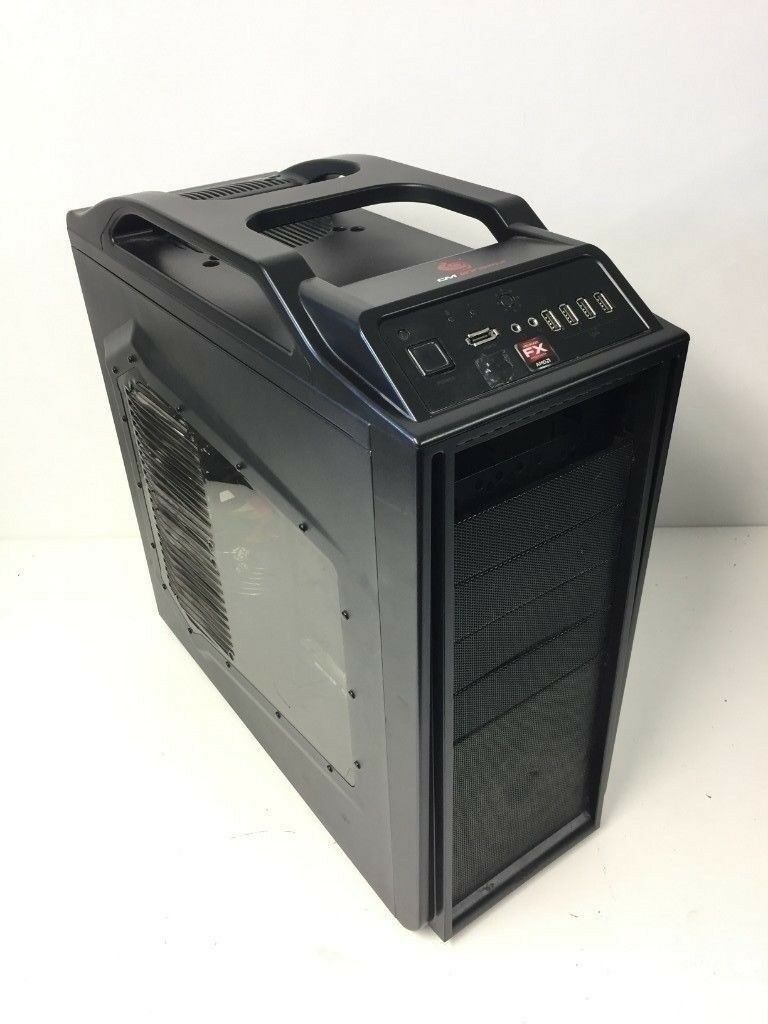 High Spec Gaming Computer Pc Amd Fx 8320 16gb Ram 500gb Hd Gtx