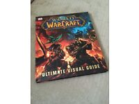 World of Warcraft Ultimate Visual Guide hardback book