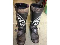 Trials riding boots size 9