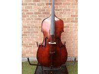Double bass quick sale