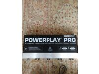 Behringer Power play pro amplifier for sale.