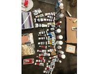 Artist Bundle. Huge. Many Mew and Used