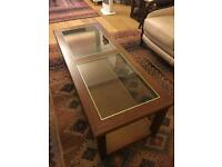 Oak Coffee Table.