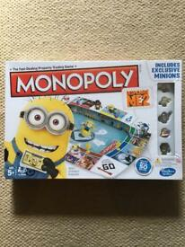 Despicable Me 2 Monopoly New