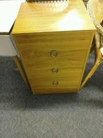 Bedside drawers #26790 £39