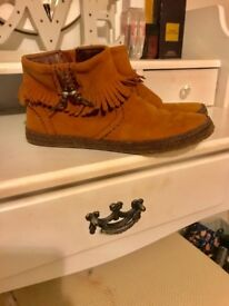 Genuine rare UGG ankle boots