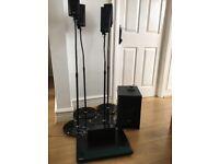 Sony Surround Sound Home Cinema Blue Ray System