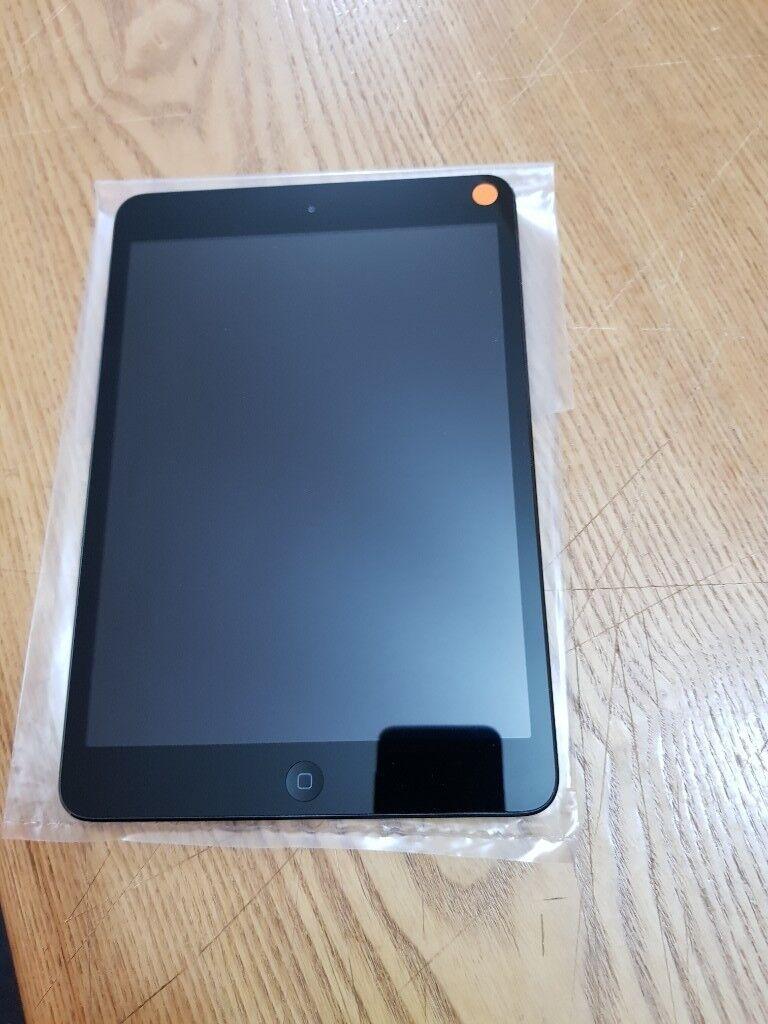 Apple Ipad Mini 16gb Black Wifi Only In Barking London Gumtree