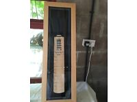 England v India 2007 test, cricket bat signed by England team