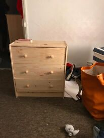 RAST Ikea chest of drawers **Brand New** just built £25