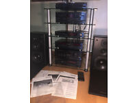 Technics Separates HiFi System With Turntable and Stand in Excellent Condition in Central London