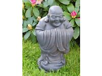 LAUGHING BUDDHA GARDEN OR HOME STATUE
