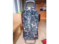 Trolley Bag - Almost new - Excellent condition - For sale immediately