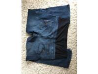 Next maternity jeans size 20