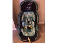 Funky Cosatto robot car seat 9 months - 12 years