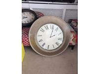 Xl wall clock from the range
