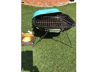 Portable camping BBQ