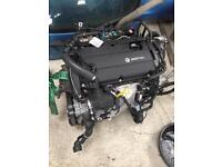 Vauxhall Astra gtc 1.6 turbo a16 let engine complete