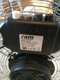 Ram fan fully working