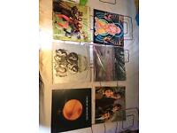Job lot lps 11 kinks , small faces , Coldplay