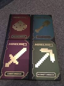 Selection of Minecraft Books