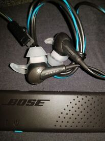 Brand new bose quietcomfort 20 acoustic wireless headphones (nobox)