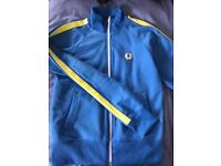 Fred Perry zip top